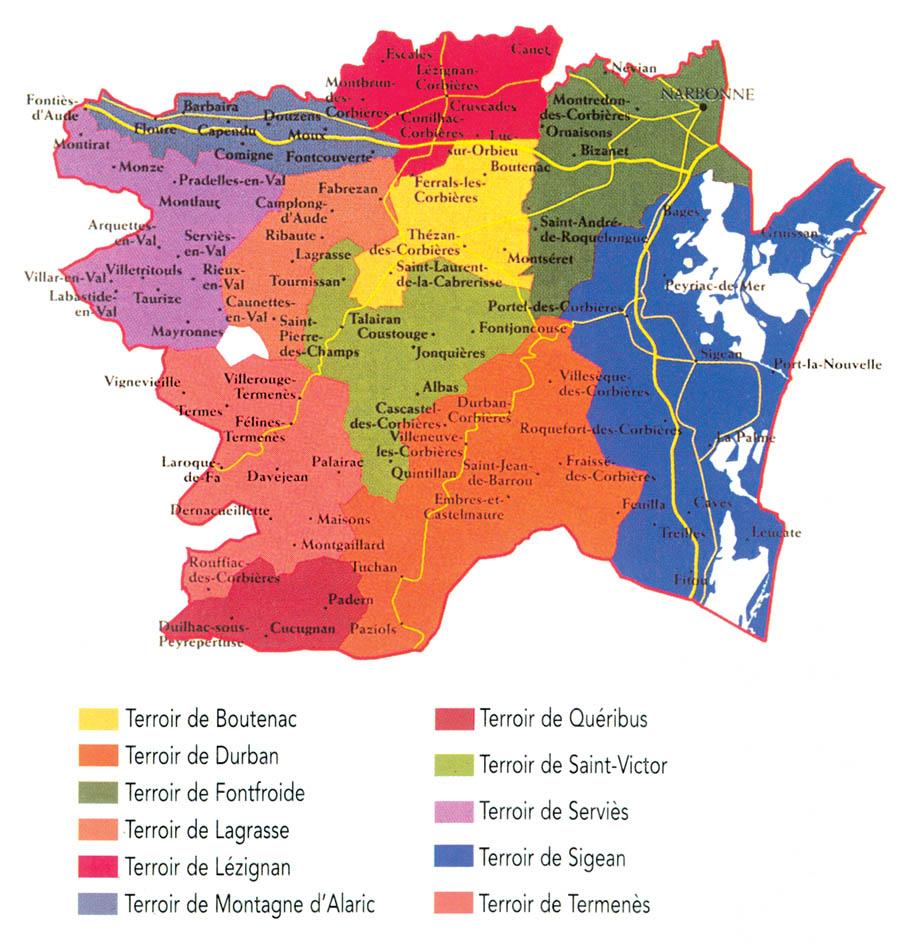 Appellation vin : les différents types de vin