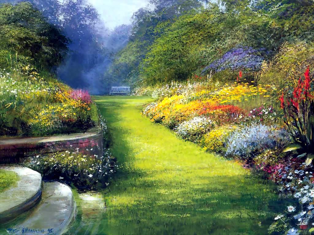 Comment Faire Un Beau Jardin comment faire un beau jardin ?