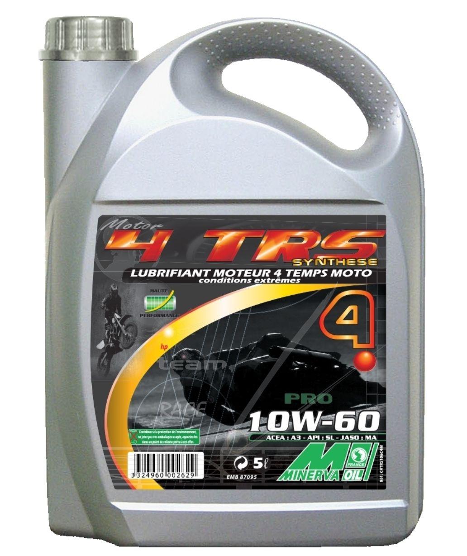 Huile moto : A quoi sert l'huile moteur ?